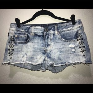 American Eagle jeans shorts.